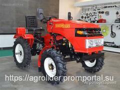Объявление Мини-трактор Русич Т-15 в Красноярском крае