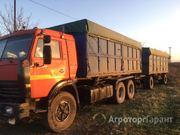 Объявление Услуги зерновозов в Краснодарском крае