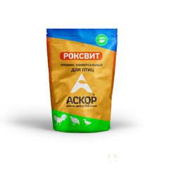 Продаю Премикс Роксвит Унивесральный для птиц в Москве и Московской области