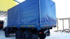 Объявление КАМАЗ 43118 бортовой в Республике Татарстан