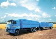 Объявление Требуются зерновозы в Тульской области