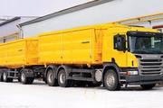 Объявление Перевозка сыпучих материалов в Брянской области