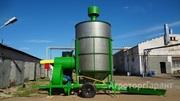 Объявление Мобильная зерносушилка Гулливер-12 в Новосибирской области