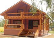 Объявление Строительство деревянных домов в Тульской области