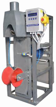 Объявление Весовой дозатор для сыпучих продуктов в клапанные мешки СВЕДА ДВС-301-50-6 в Белгородской области