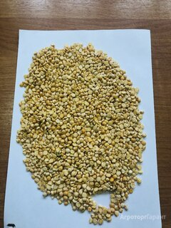 Объявление Продам серые крупы и горох от производителя в Омской области