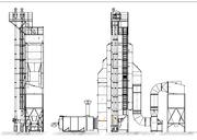 Объявление Шахтная зерносушилка RIR-20У дизель, косвенный нагрев в Кировской области