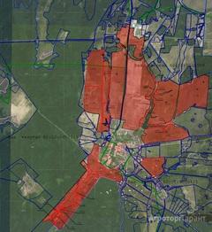 Объявление Земля с/х назначения в Путятинском районе Рязанской области - 1 809 га в Рязанской области