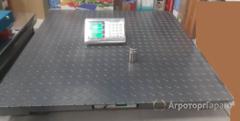 Объявление Платформенные электронные весы BLES с функцией Bluetooth в Новосибирской области
