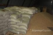 Объявление Подработка зерновых, фасовка зерна в мешки в Алтайском крае