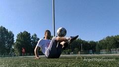 Объявление Набор детей в школу футбольного фристайла в Томской области