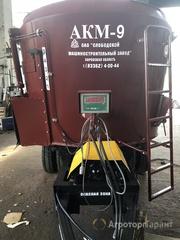 Объявление Агрегат кормоприготовительный АКМ-9 в Самарской области