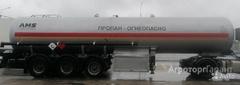 Объявление Аренда газгольдера 36 куб под сжиженный газ в Алтайском крае