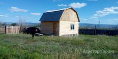 Объявление Продам недорого дом, 42кв, участок-10соток в Республике Бурятия