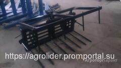 Объявление Вилы для сена и силоса с ГЦ (гидроцилиндр) в Иркутской области
