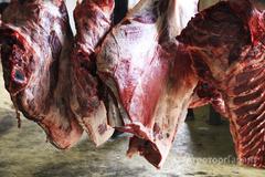 Объявление Мясо говядины в Свердловской области