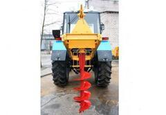 Объявление Навесной бур на трактор НБУ-1300 в Забайкальском крае