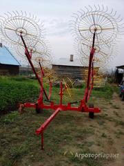 Объявление Грабли-ворошилки ГВВ-8,2 13 колес в Кемеровской области