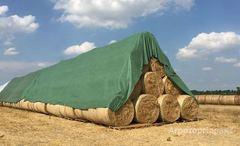 Объявление Защитный флис для соломы, сена, опилок, зерна, свеклы в Москве и Московской области