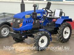Объявление Мини-трактор Русич Т-25 ВОМ в Иркутской области