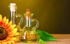 Объявление Продаем масло подсолнечное нераф.налив, жмых в Калужской области