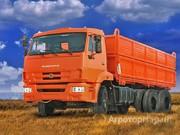 Объявление Грузоперевозки Камаз Сельхозник с прицепом 25 тонн в Ростовской области