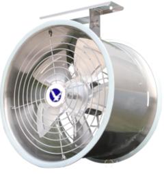 Объявление Вентилятор разгонный осевой ACF-500 для коровника в Липецкой области