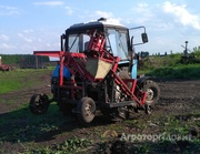 Объявление Комбайны для уборки чеснока производим в Воронежской области