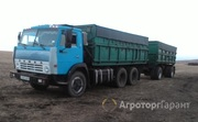 Объявление Услуги Камаза-зерновоза (сельхозник) в Алтайском крае