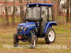 Объявление Мини-трактор Чувашпиллер Т-244 в Омской области