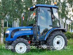 Объявление Трактор Lovol Foton TE-354 с кабиной в Иркутской области