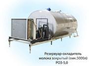 Объявление Резервуар - охладитель молока РОЗ-5 в Алтайском крае