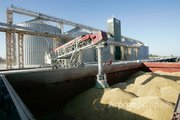 Объявление Перевалка судовых партий грузов на экспорт в п. Темрюк  в Краснодарском крае