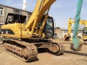 Объявление Аренда гусеничного экскаватора Caterpillar 330 с гидромолотомШахты в Москве и Московской области