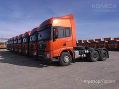 Объявление Тягач Shacman Х3000 на Метане 5 млн. 700 тыс. рублей в Амурской области