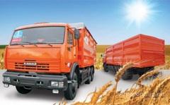 Объявление Нужны зерновозы в Ульяновской области