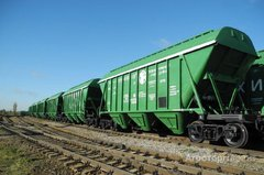 Объявление Предоставление жд вагонов-зерновозов в Омской области