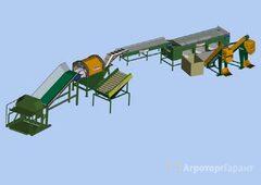 Объявление Линия по подготовке овощей к продаже. в Челябинской области