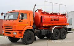 Объявление КАМАЗ 43118 вакуумник в Республике Татарстан