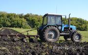 Объявление Услуги трактора по сенокосу, пахоте, внесению удобрений в Алтайском крае