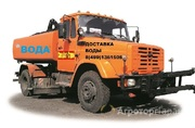 Объявление Аренда поливомоечных машин, поливалка, поливальная машина. Москва в Москве и Московской области