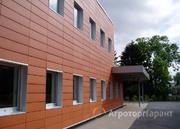 Объявление Линеарные панели для вентилируемых фасадов. КровФасадКомфорт Москва в Москве и Московской области