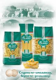 Объявление Макаронные изделия ТМ Pasta Palmoni. Цена от производителя в Москве и Московской области