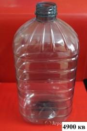Объявление Пластиковая бутылка пэт под пиво, бытовую химию и др. ТАРА ПЭТ Москва в Москве и Московской области